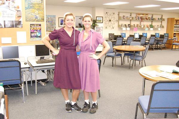 '12 Berkshire Spirit Week: Twin Day