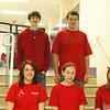 Top row left to right: Tim Ludlow, AJ Adler. Bottom row left to right: Deborah Braford, Molly Emig, Klarissa Lipstreu.