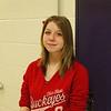 Freshman Klarissa Lipstreu
