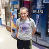 Seventh grader Katie Dingman