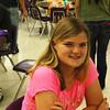 Freshman Carolyn Mayer