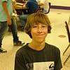 Eighth Grader Alec Vizy