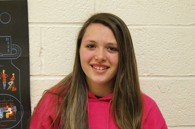 Freshman: Nicole Rider