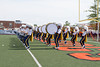 Demo performance at Martinsburg High School in Martinsburg, WV by the West Virginia University Marching Band on September 14, 2012.
