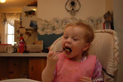 Gwen likes meat.