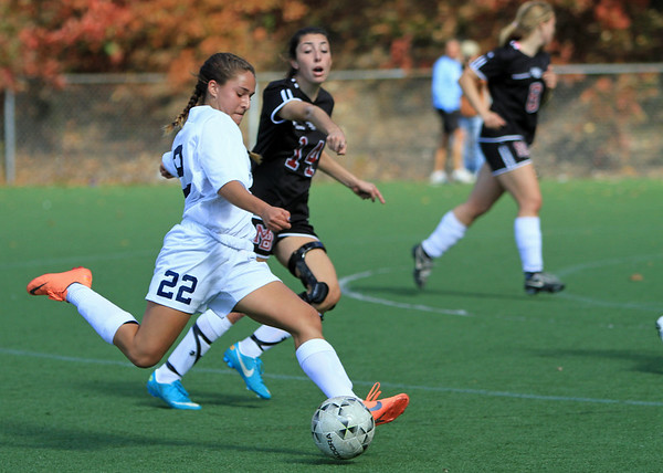 Randolph vs Morristown Beard Girls Varsity Soccer