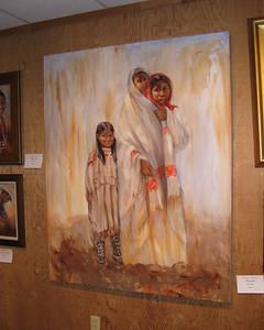 Theda Rhea's work