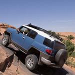 Cruse Moab - Hells Revenge Tip Over Challange