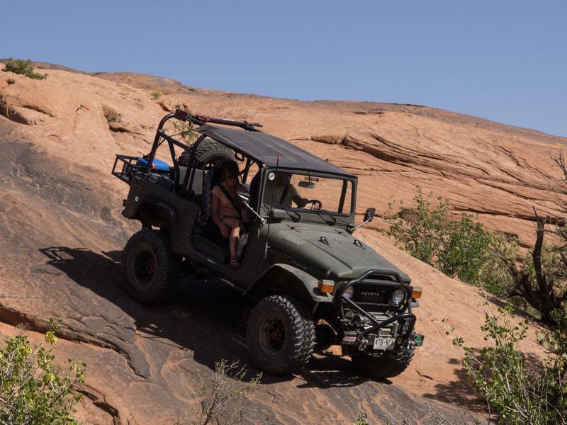Cruse Moab - Hells Revenge<br /> Nice 40