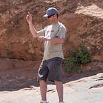 Cruse Moab - Hells Revenge Spotting Tip Over Challange