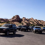 Cruse Moab - Hells Revenge Wating to hit the trail