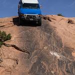 Cruse Moab - Hells Revenge Sandstone traction