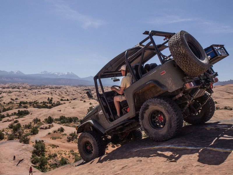 Cruse Moab - Hells Revenge<br /> OLYMPUS DIGITAL CAMERA