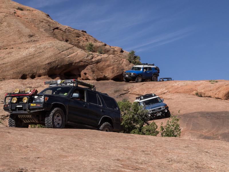 Cruse Moab - Hells Revenge<br /> Strung out
