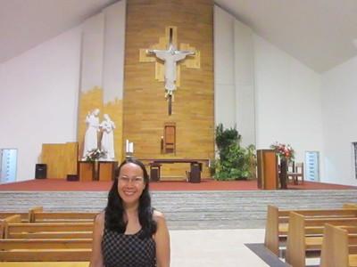 November 02 - Oanh Church