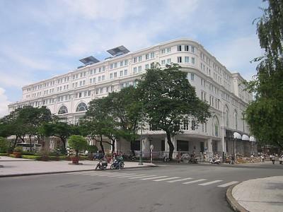 October 01- Saigon