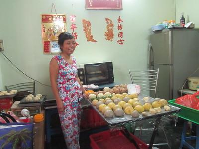 September 29 - Saigon - Visiting Family