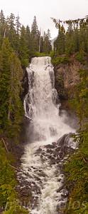 Alexander Falls - Whistler, B.C.