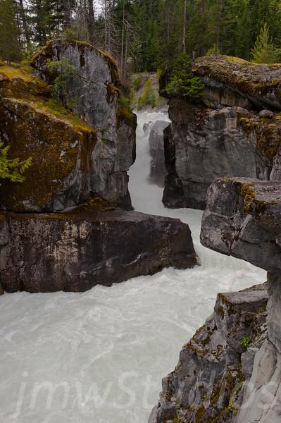 Nairn Falls - Whistler, B.C.
