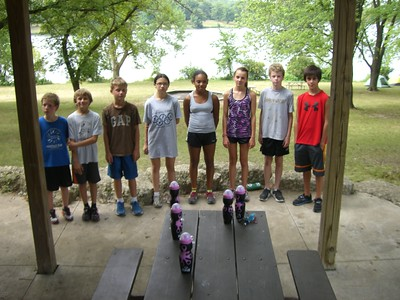 2012 Wildcat Running Camp