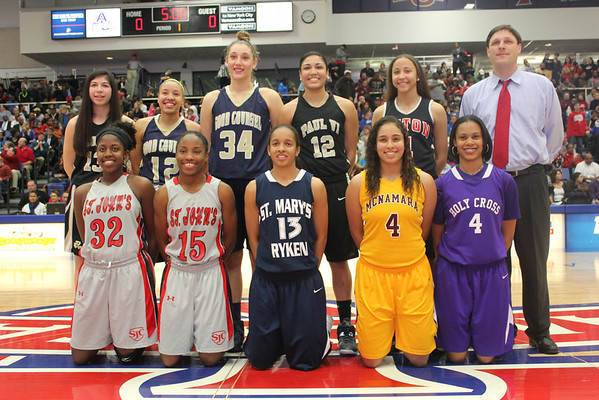 WCAC All-Conference Teams