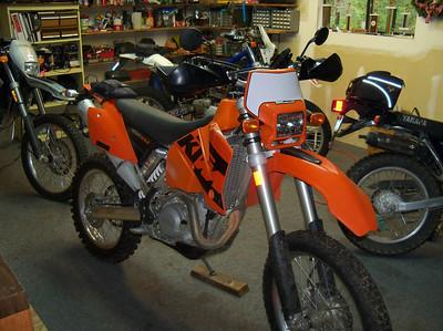 '04 KTM 450 EXC