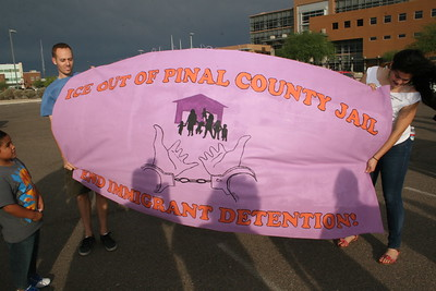06-16-2012 Pinal County Jail Vigil