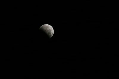 06-04-2012 Partial Lunar Eclipse