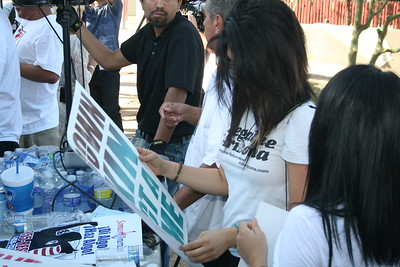 06-25-2012 Puente SB1070 Protest at ICE