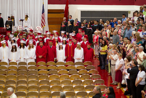 Cassie Graduation