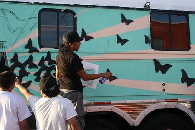 07-30-2012 Painting the UndocuBus