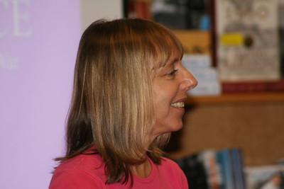 08-01-2012 Medea Benjamin Speaks About Drone Warfare