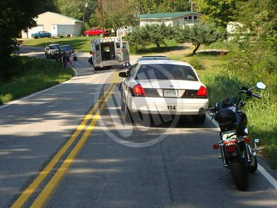 08-27-2012 Motorcyle vs Deer