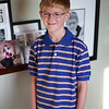 John first day of school (2012 grade = K)