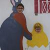 Rabbit barn of 2012 IN State Fair
