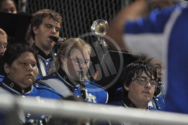 09-14-2012 LA Band at LA vs Upperman