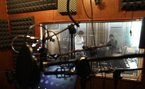 2012-09-18 Posledni den ve studiu - Lucie Bila