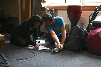 2012-09-26 Poslech ve studiu - Lucie Bila
