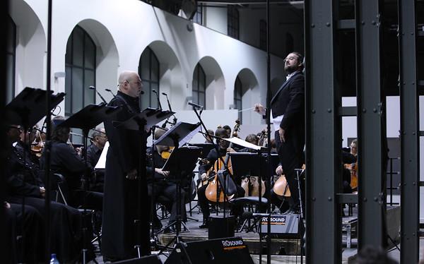 2012-10-11 koncert - 4TET a filharmonie Brno