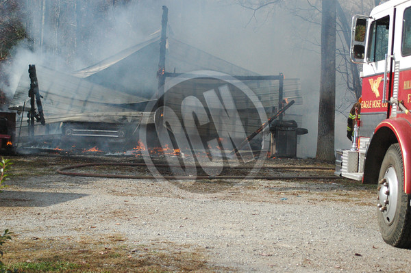 11-05-2012 Fire On Standing Stone Road