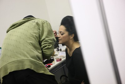 2012-11-18 talent semifinale 2 - Lucie Bila