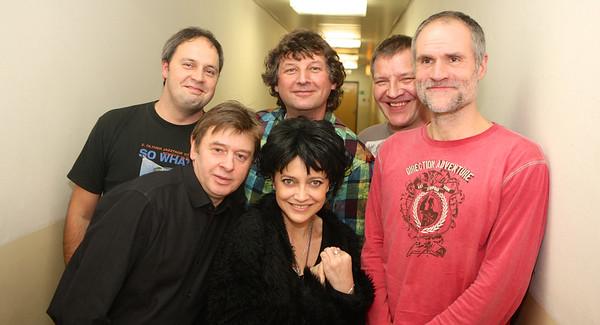 2012-12-22 Bile Vanoce Ceske Budejovice
