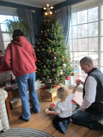 2012.12.15 - Christmas Tree Decor