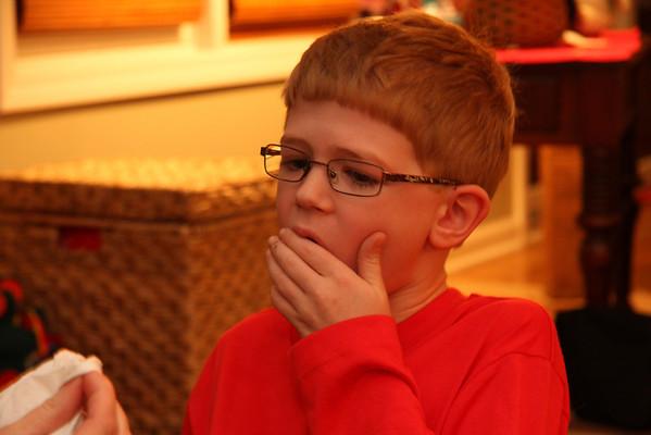 John's Christmas Tooth