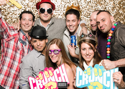 Crunch 2012 Holiday Party