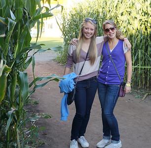 120914 Corn Maze