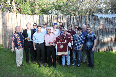 130406 - TxSU Hockey Team Banquet