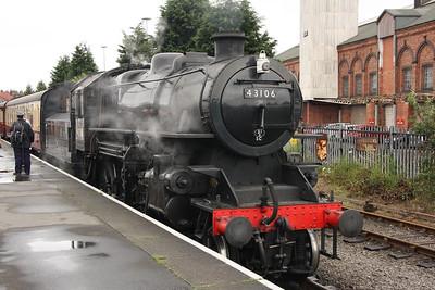 13th July 2012 Severn Valley Railway