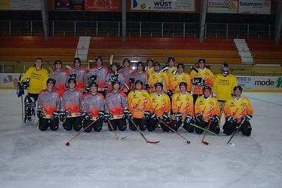 15.02.2012 - Widnau Eishockeymatch Aktive
