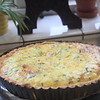 160412 Asparagus- and Cheese Flan :